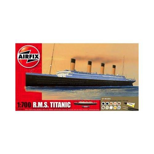Airfix 1:700 Scale R.M.S. Titanic Model Kit