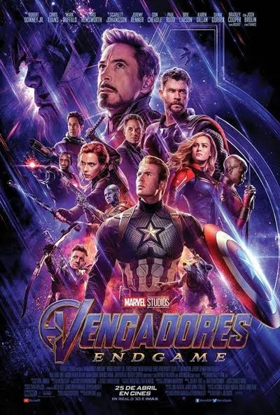 Resultado de imagen de Avengers: Endgame