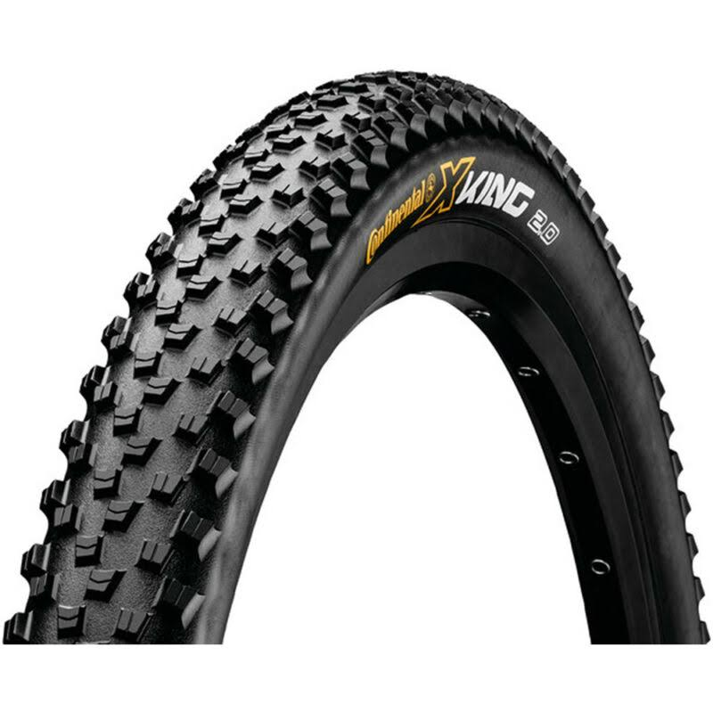 Continental MTB X-King Performance Tyres - Black, 29x2.4