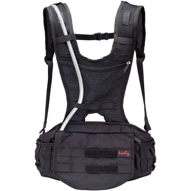 Henty Enduro Hydration Backpack - Black