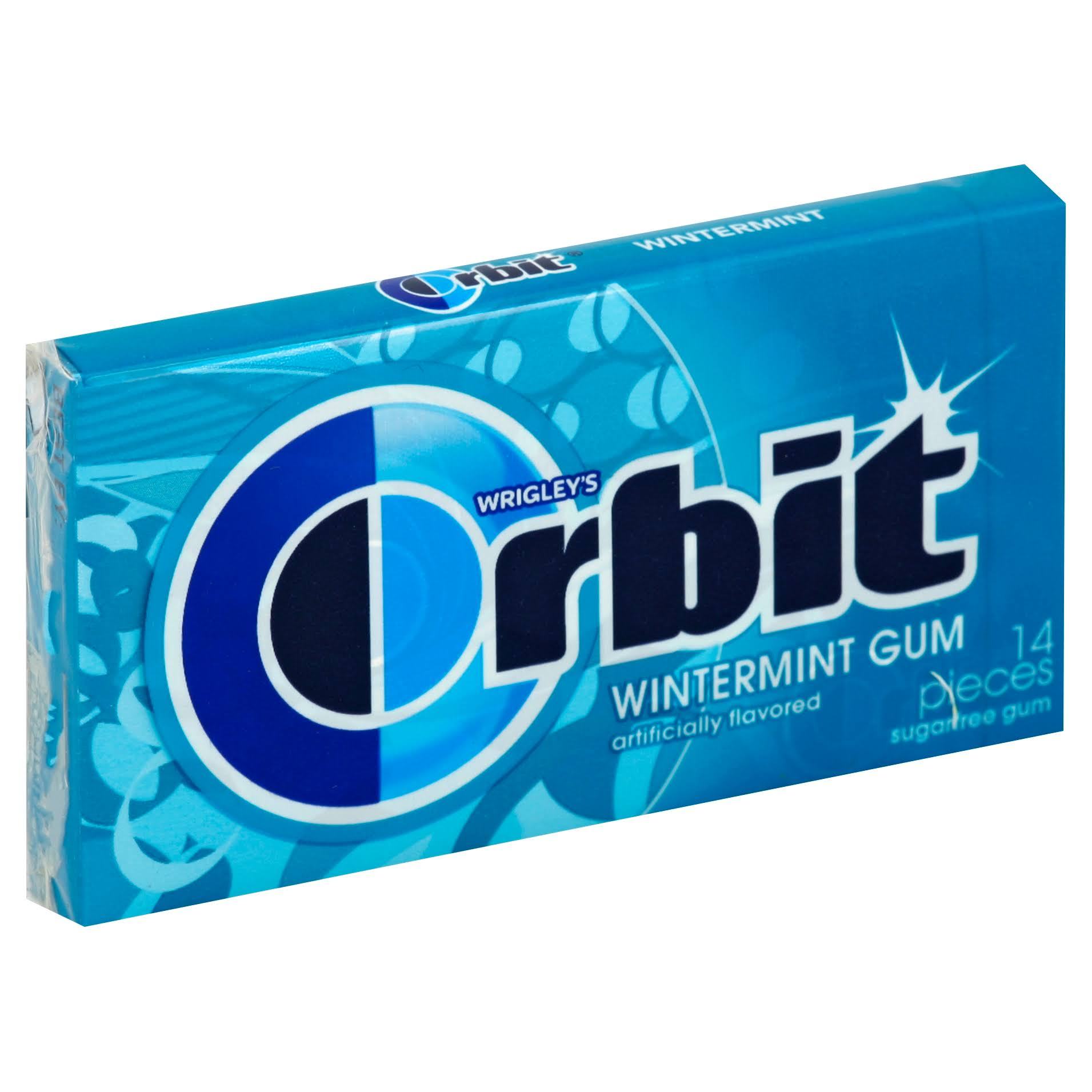 Orbit Gum - Wintermint, 14 Pieces