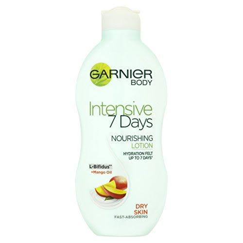 Garnier Intensive Dry Skin 7 Days Mango Probiotic Extract Body Lotion - 250ml
