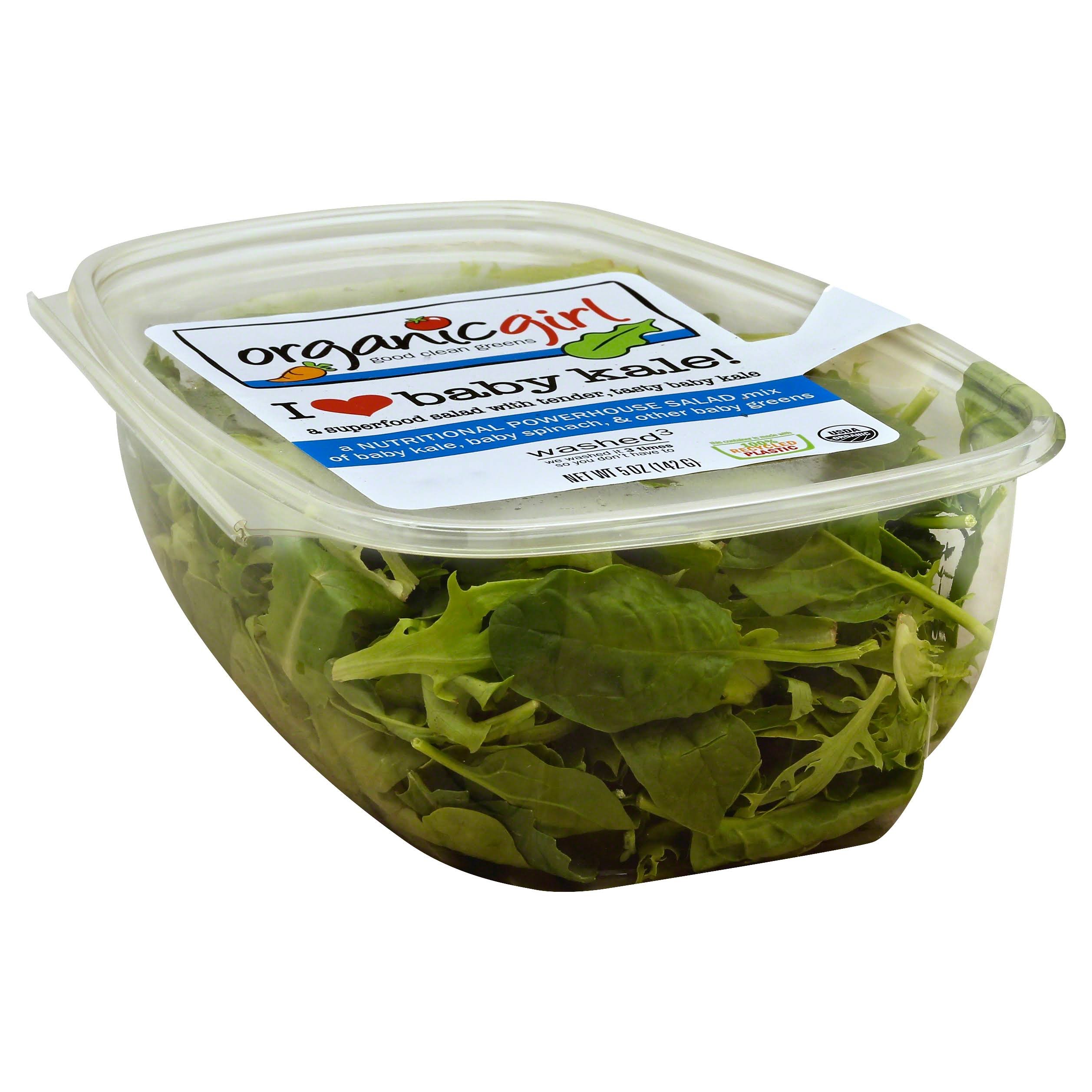 OrganicGirl Salad Mix - 5 oz