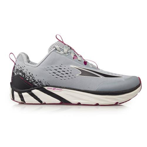 Altra Running Women's Torin 4 Gray Purple 8.5