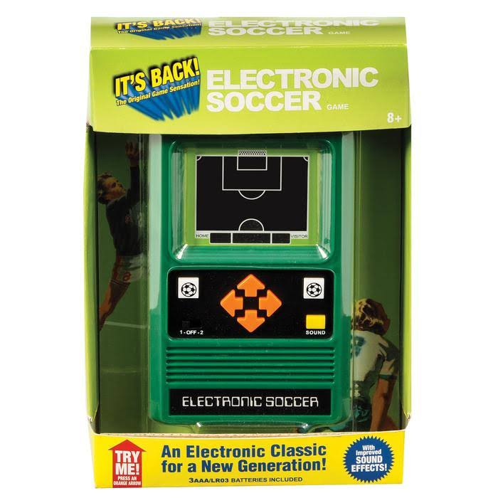 Schylling - Electronic Soccer Game