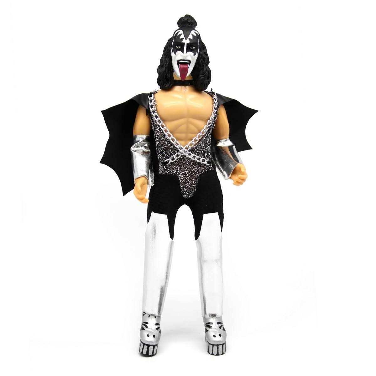 Mego 8 inch Action Figure Kiss - Gene Simmons (The Demon)