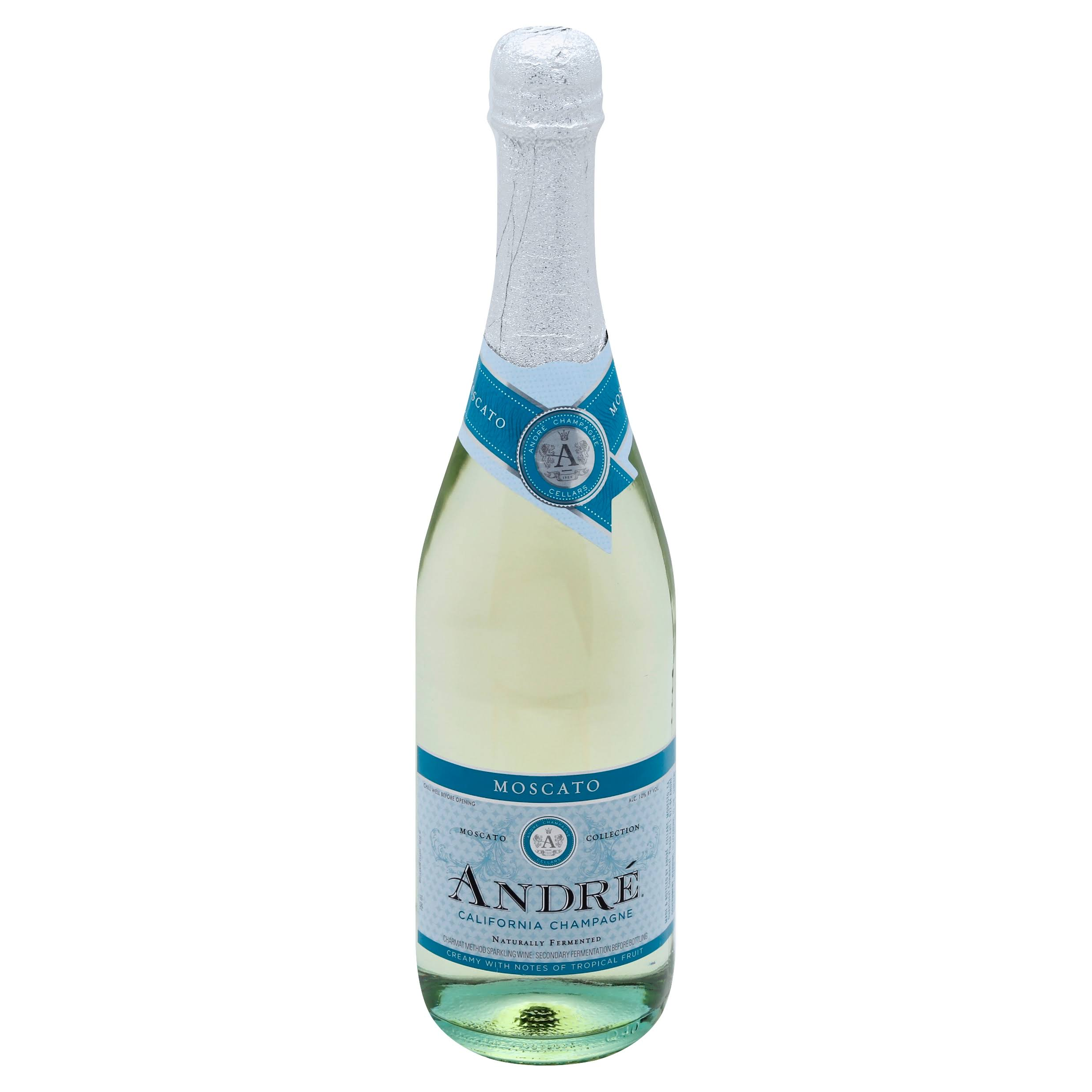 Andre Moscato Collection Champagne, California - 750 ml