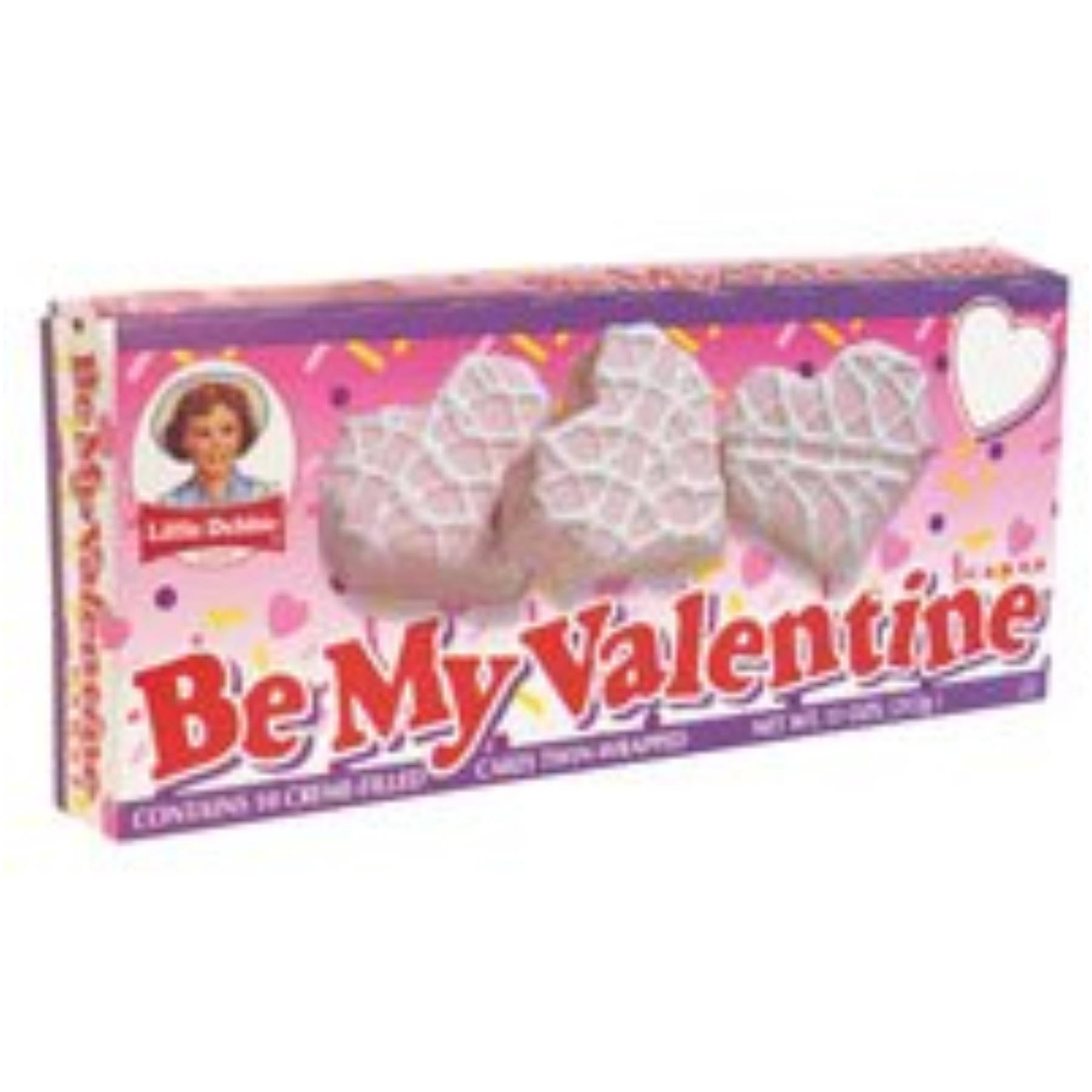 Little Debbie Snacks Be My Valentine Creme Filled Cakes - 11oz, 10ct
