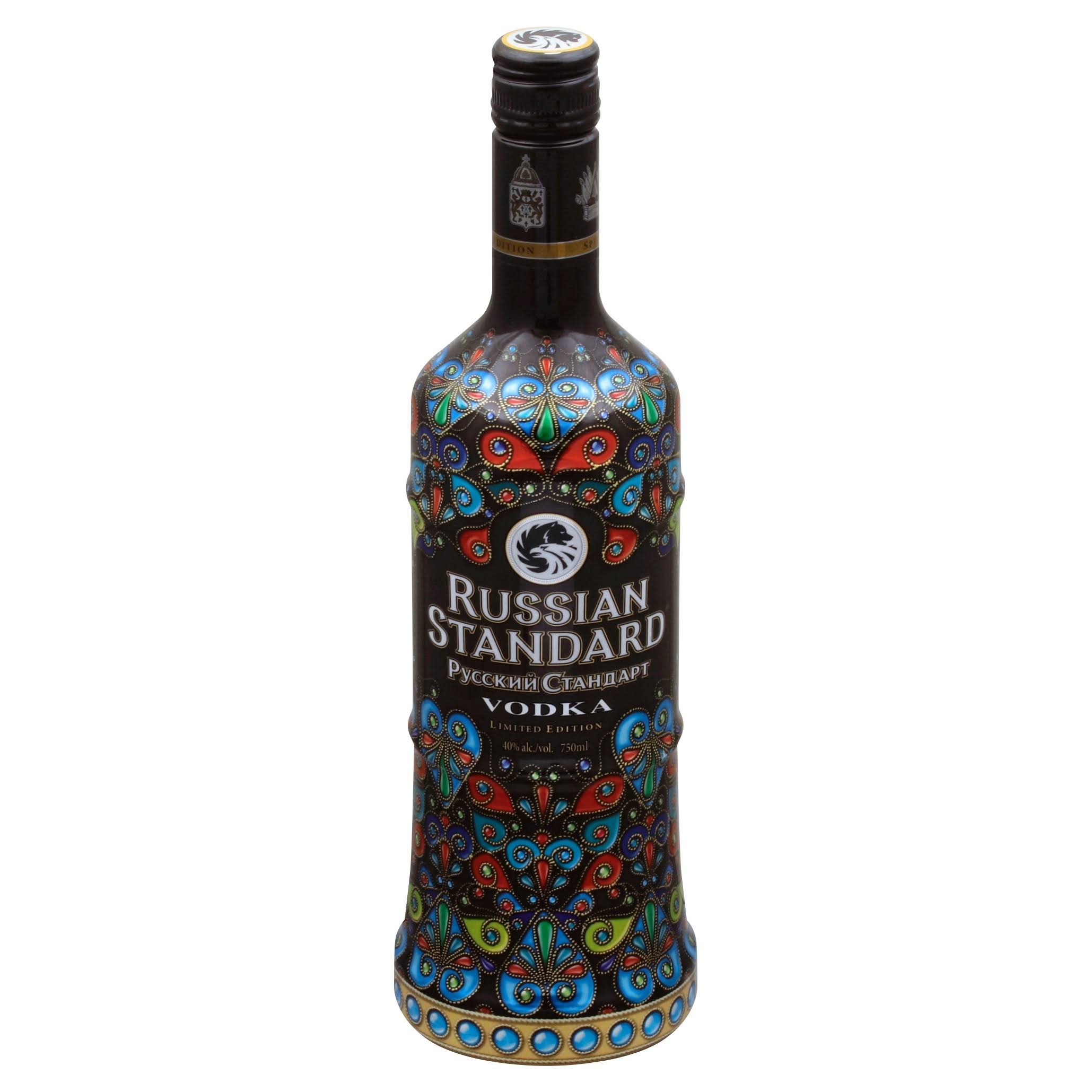 Russian Standard Vodka, Russian - 750 ml