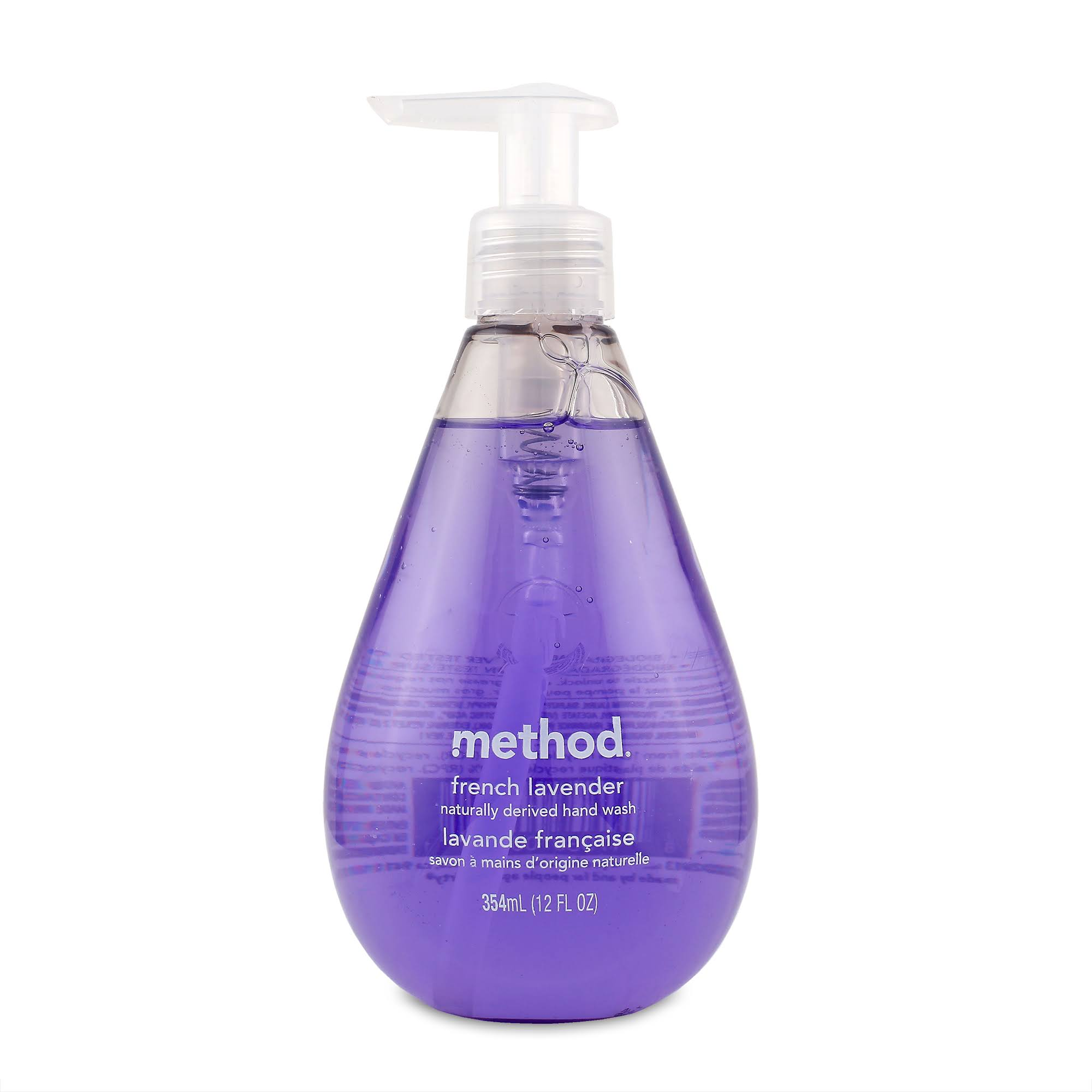 Method Gel Hand Soap - French Lavender, 12oz