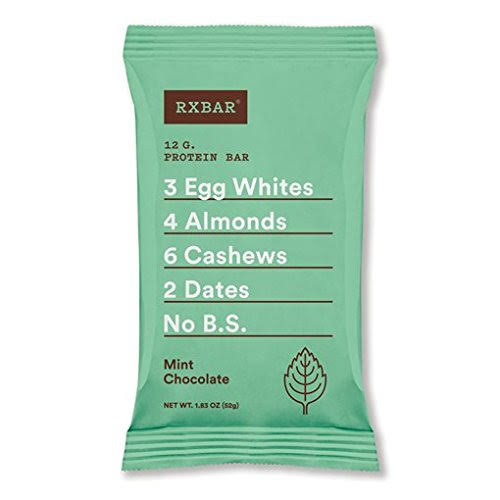 Rxbar Protein Bar - Mint Chocolate, 1.83oz