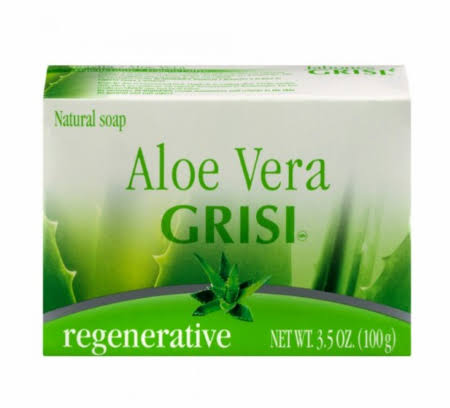 Grisi Natural Aloe Vera Regenerative Soap - 3.5oz