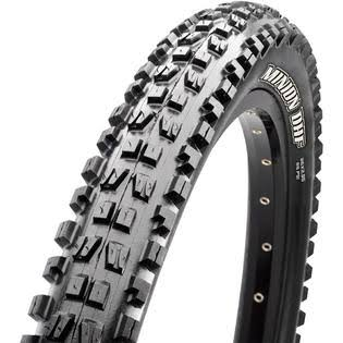 "Maxxis Minion DHF 3C Exo TR 26 Mountain Bike Tire - 26""x2.3"""