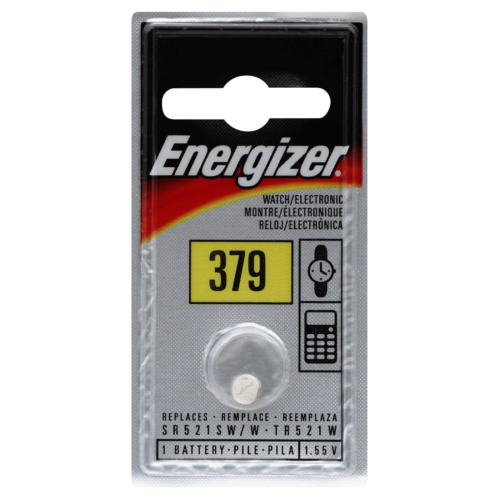Energizer Watch Battery - 1.55V