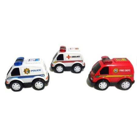Toysmith Zoomsters Mini Rescue Team