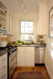 Kitchen Track Lighting Ideas by Track Lighting Galley Kitchen Warm Home Design