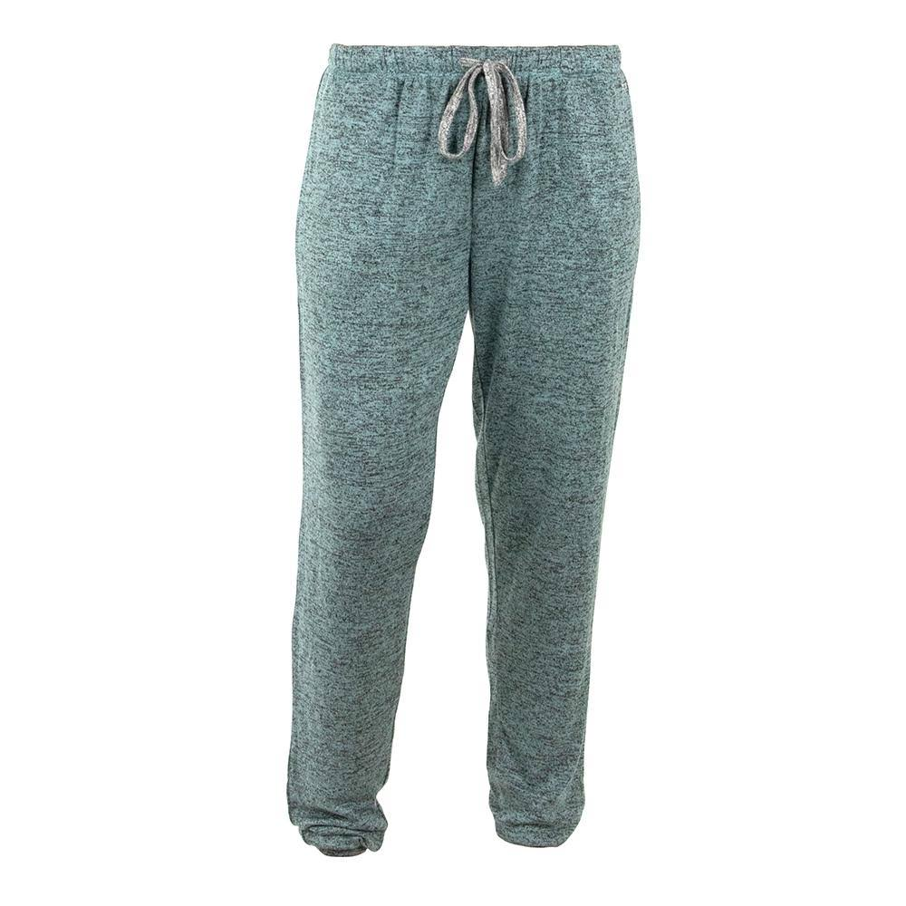 Hello Mello Women's Super Soft Jogger Pants with Drawstring - Blue