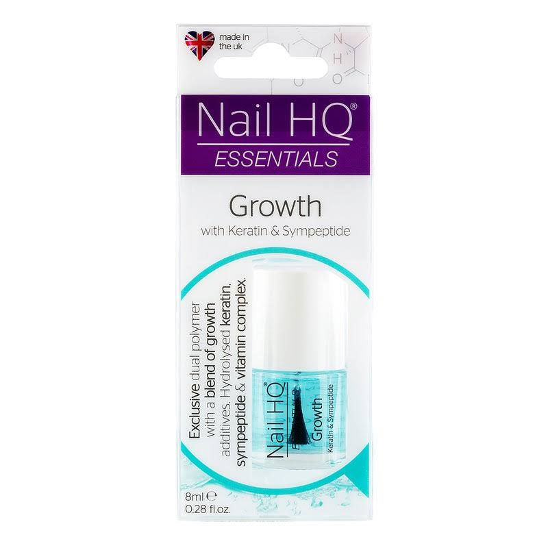 Nail HQ Essentials Growth 8 ml