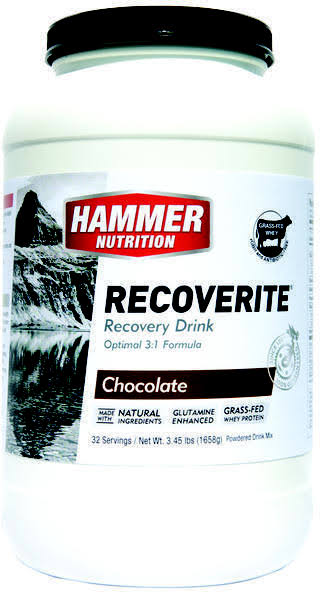 Hammer Nutrition Recoverite - Chocolate, 3.45lbs