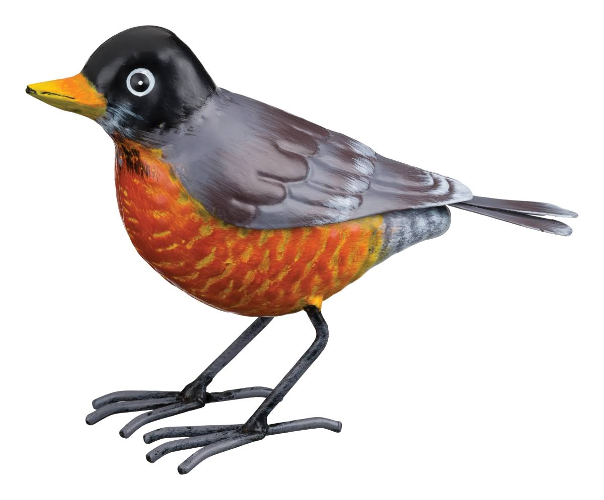 Regal Art and Gift 12278 Songbird Decor Robin Home Decor Animal Figurine