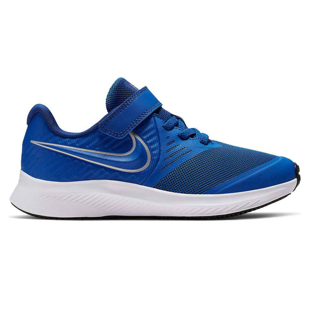 Nike Kids' Preschool Star Runner 2 Running Shoes - Blue