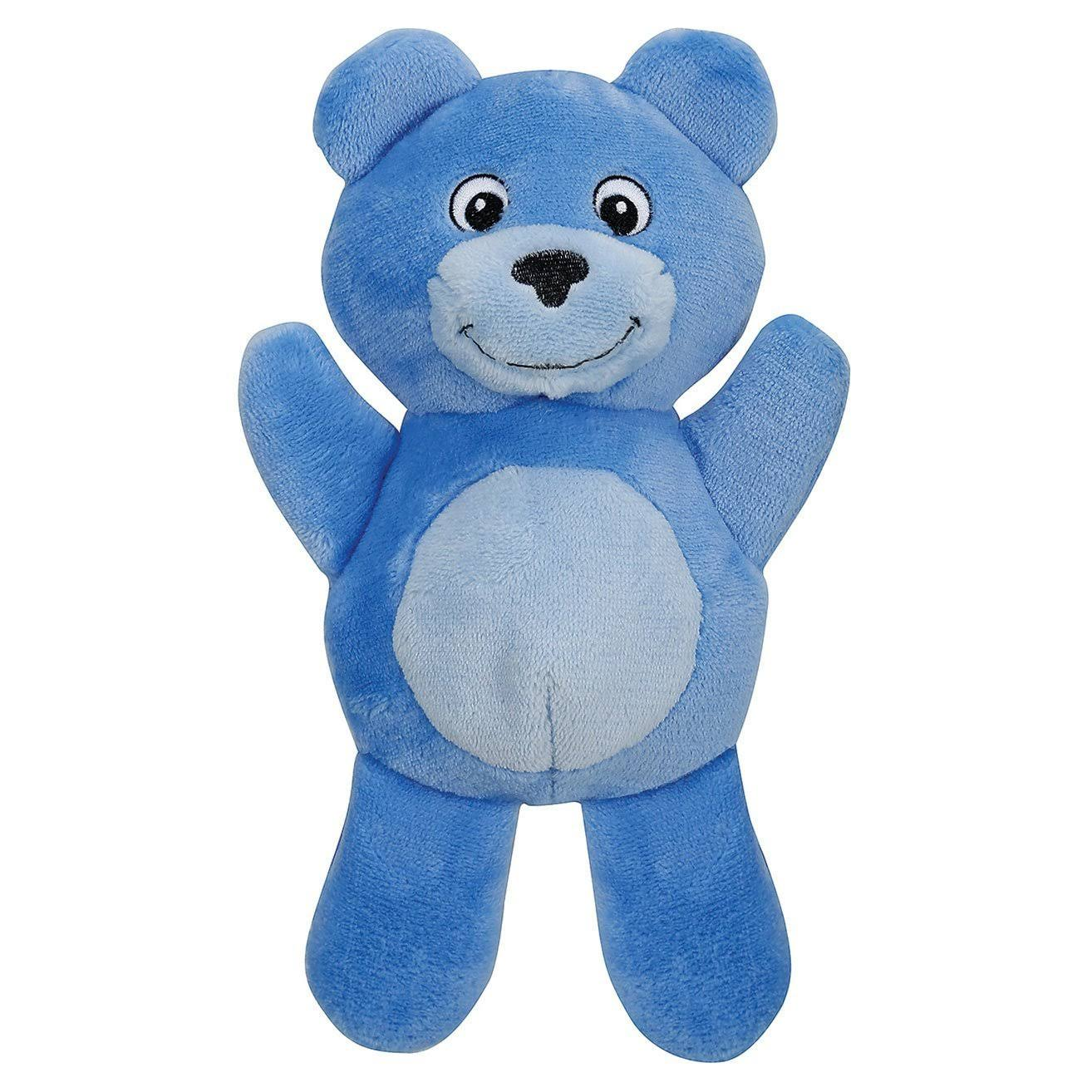 Smart Pet Love Tender Tuff Comfort Blue Bear Dog Toy