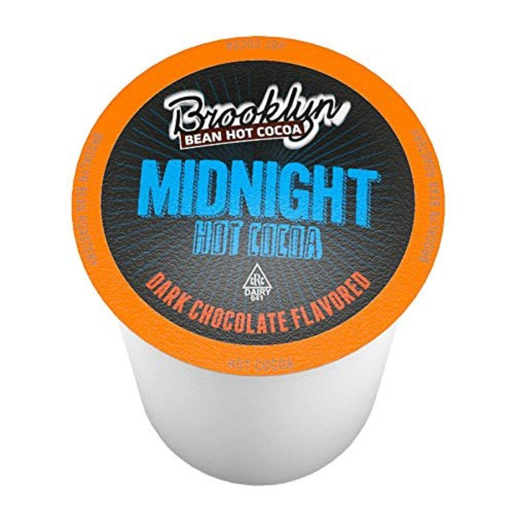 Brooklyn Beans Flavored Mdinight Dark Chocolate Hot