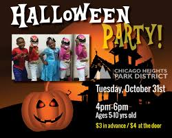 Halloween City East Peoria Il by Chicago Heights Park District