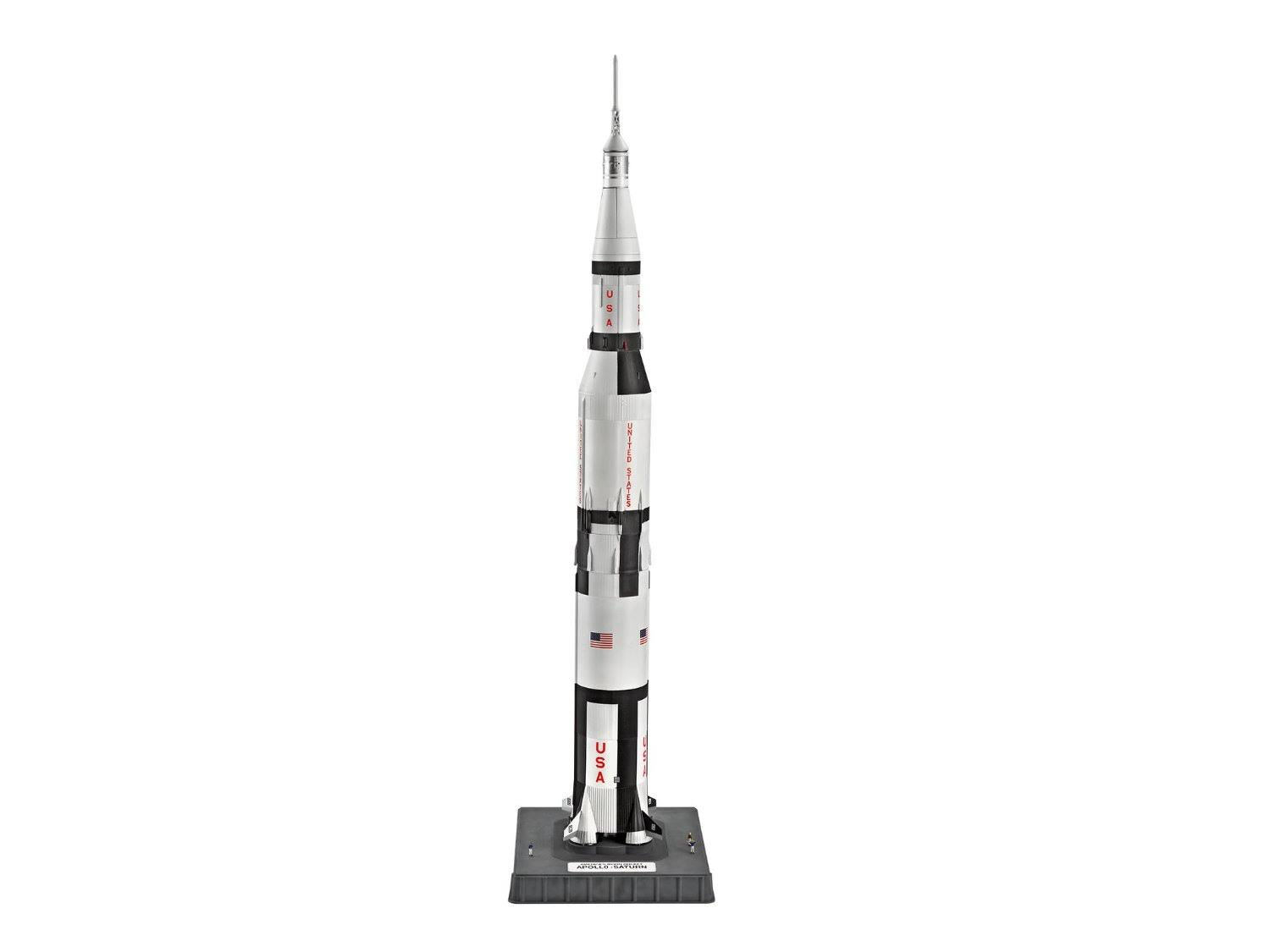 Revell Apollo Saturn V Space Kit - 1:144 scale