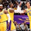 Lakers toman ventaja en la primera ronda de los playoff