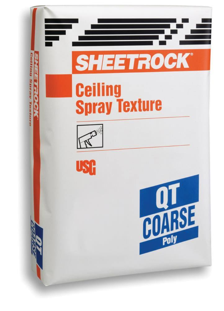 USG Sheetrock 540790 Ceiling Spray Texture Seal - 40lbs