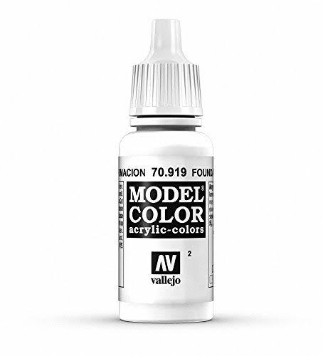 Vallejo Model Color - Foundation White, 17ml