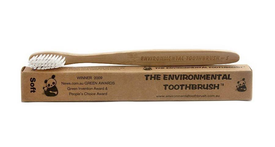 The Environmental Toothbrush - Adult Soft