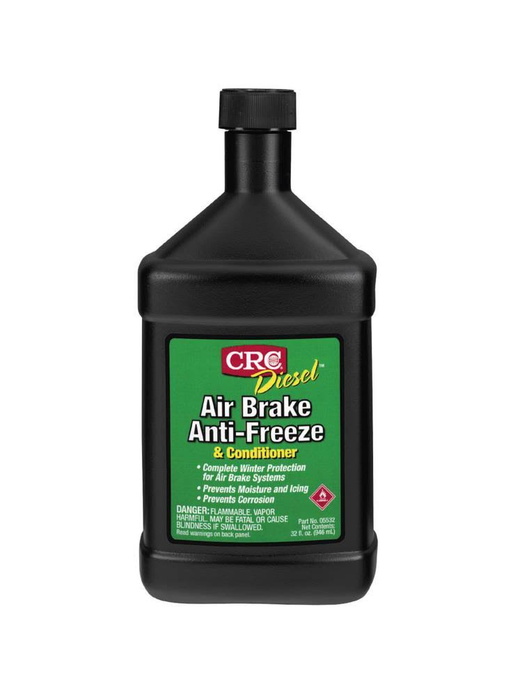 Crc Industries Anti Freeze Air Brake - 1 Quart
