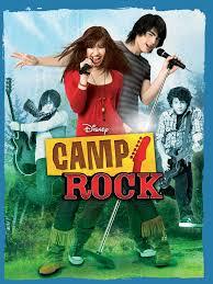 Camp Rock 1 TV film complet