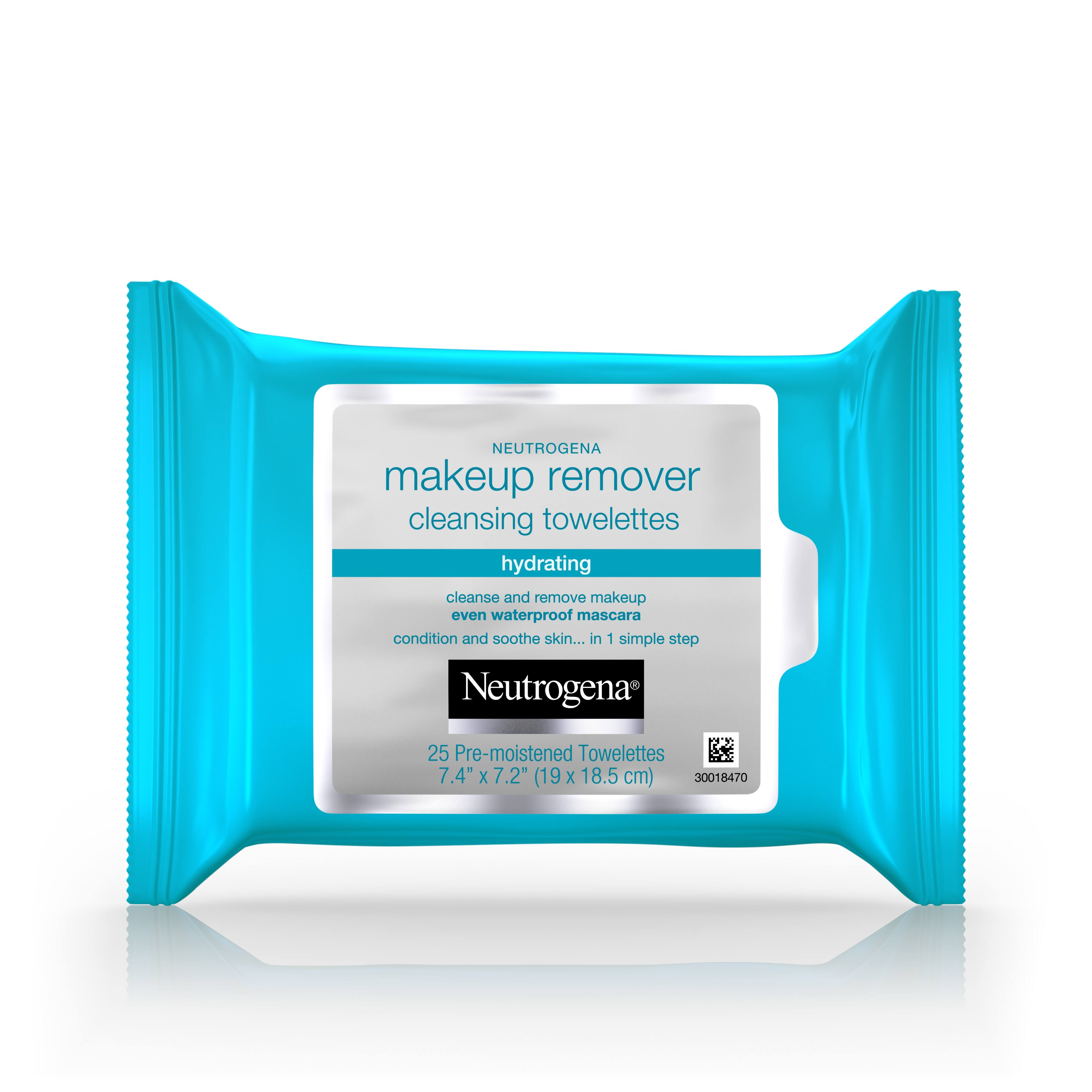 Neutrogena Makeup Remover Cleansing Towelettes - 25 Count
