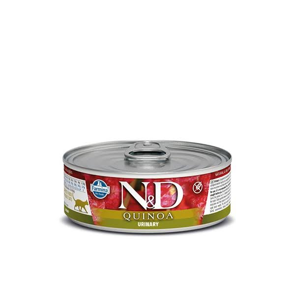 Farmina N&D Urinary Duck Canned Cat Food | Tomlinson's Feed 2.8 oz