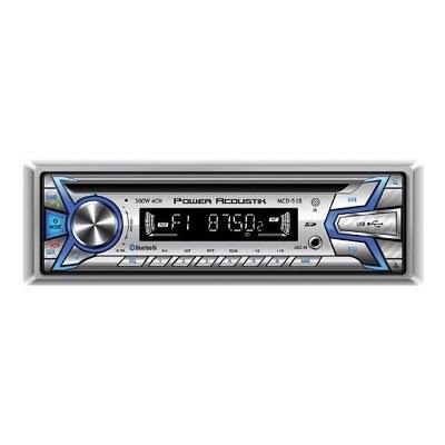 Power Acoustik CD/MP3 Receiver Am/fm USB Aux Bluetooth