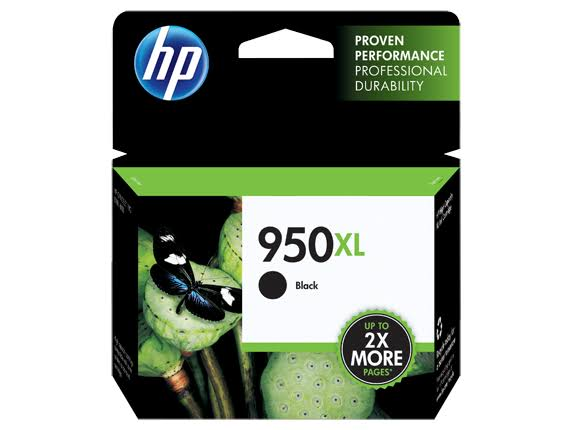 HP High Yield Original Ink Cartridge - Black