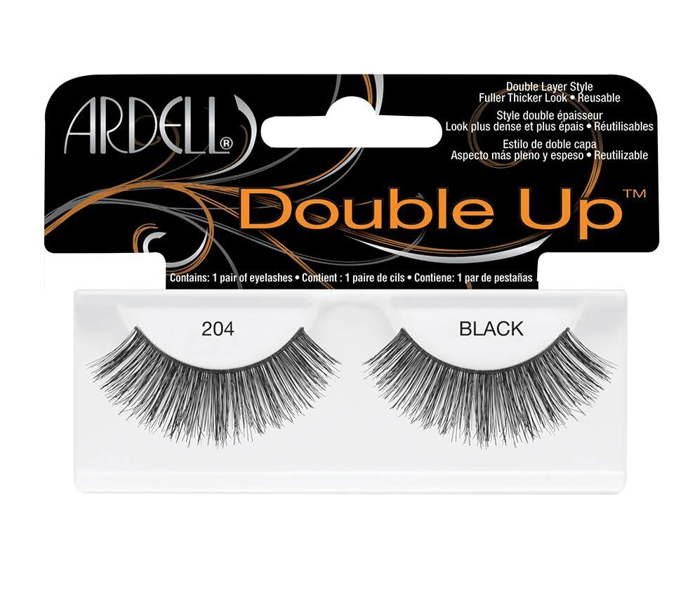 Ardell Double Up 204 False Lashes - Black