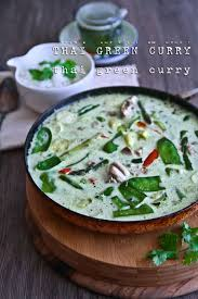 Thai Green Pumpkin Curry Recipe by Thai Green Curry With Vegetables The Famous Dish From Thailand