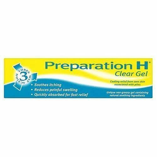 Preparation H Wipes - 30ct