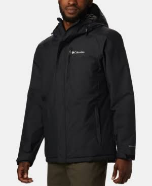 Columbia Men's Tipton Peak Insulated Jacket - Black