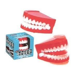Toysmith Chattering Teeth Toy