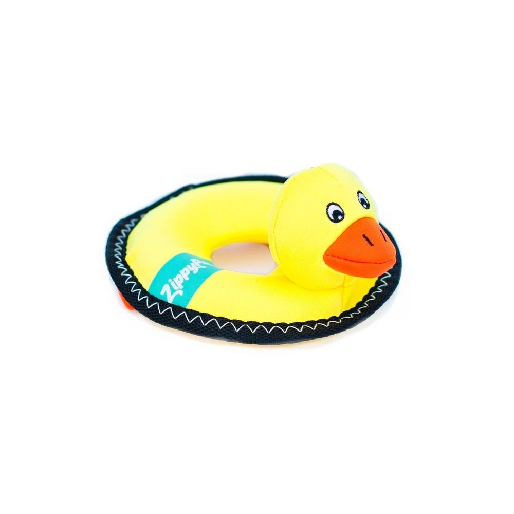 ZippyPaws Floaterz Duck Dog Toy