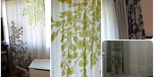 Black Sheer Curtains Walmart by Curtains Exceptional Sheer Green Curtain Panels Fascinate Dark