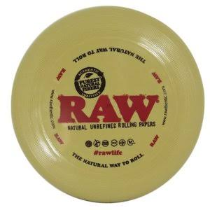 Raw Rolling Papers Flying Disc