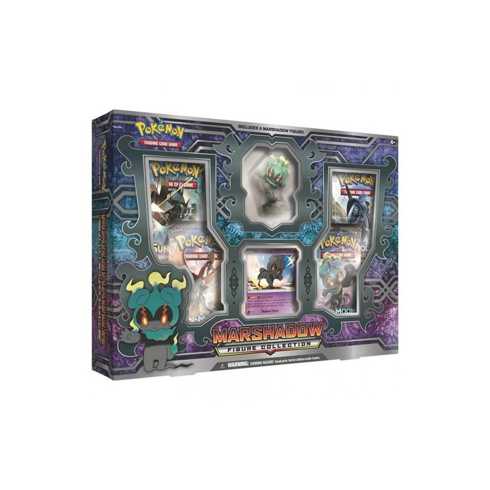 Pokemon Marshadow Figure Collection