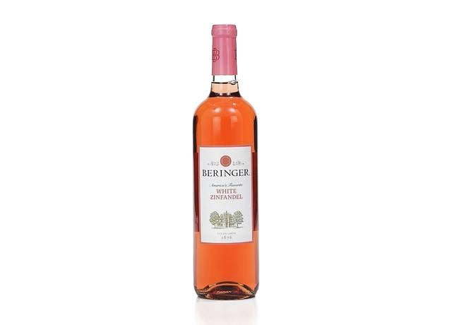 Beringer Vineyards White Zinfandel - California