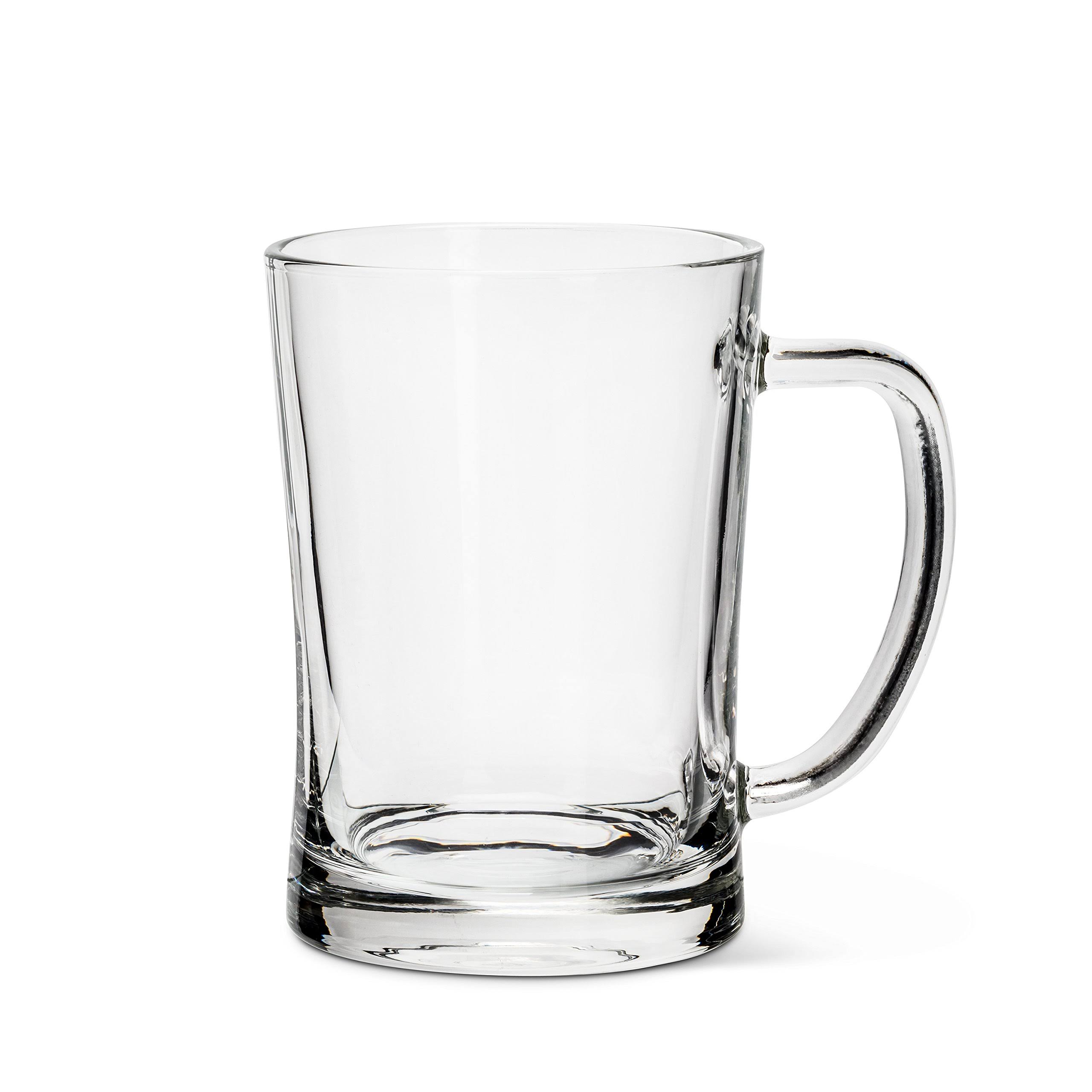 Abbott Mug Wide Glass Beer Mug One-Size